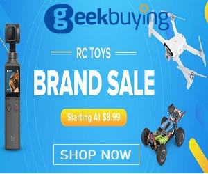 Encontre o gadget que você mais gosta em Geekbuying.com