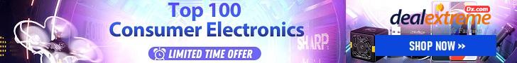 Compre seu próximo gadget em DX.com