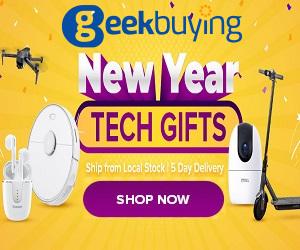 Geekbuying oferece compras fáceis e seguras